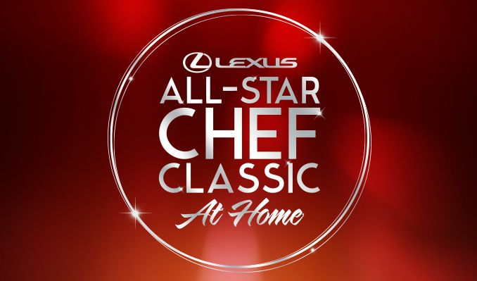 Lexus All-Star Chef Classic At Home tickets at Livestream Event in coming to you from a virtual setting