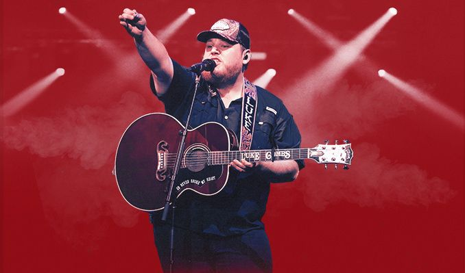 Luke Combs tickets at Chase Center in San Francisco