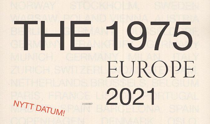 The 1975 - NYTT DATUM tickets at ANNEXET/Stockholm Live in Stockholm