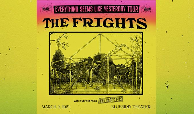 The Frights tickets at Bluebird Theater in Denver
