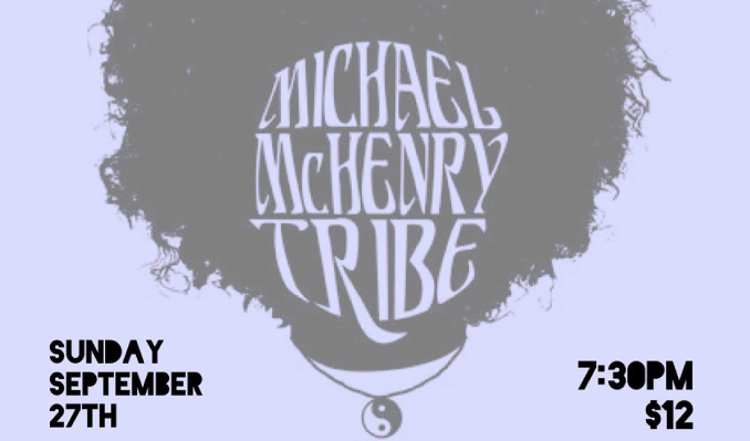 Michael McHenry Tribe tickets at Rams Head On Stage in Annapolis
