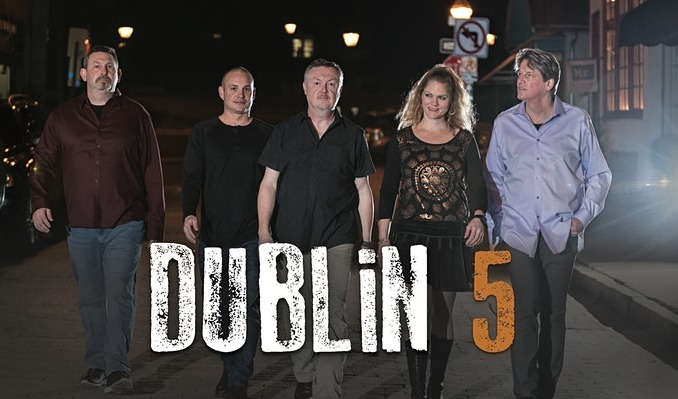 Dublin 5 tickets at Rams Head On Stage in Annapolis