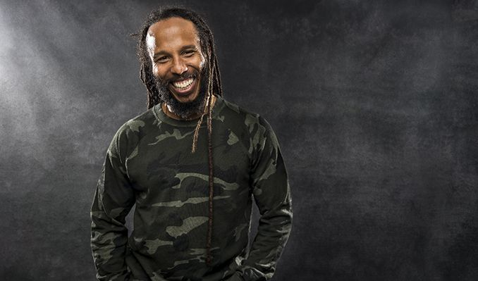 Ziggy Marley | Drive-In tickets at City National Grove of Anaheim in Anaheim