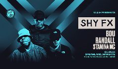 Shy FX - RESCHEDULED  Stamina MC + More To Be Announced