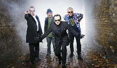 The Damned - RESCHEDULED Special Guests Wildhearts + Penetration + Small Town Tigers
