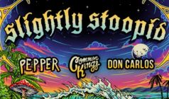 Slightly Stoopid w/Pepper, Common Kings, and Don Carlos