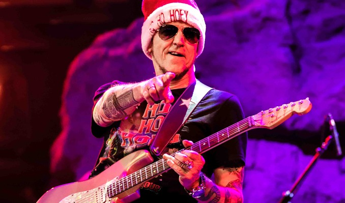 Ho Ho Hoey Gary Hoey's Christmas Show tickets at Rams Head On Stage in Annapolis