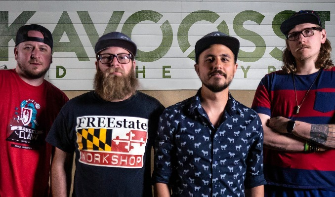 Kavoossi & The Typos tickets at Rams Head On Stage in Annapolis