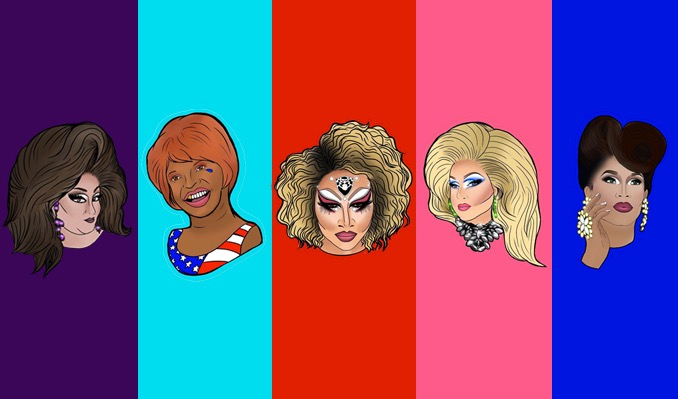 Drag Brunch tickets at Rams Head On Stage in Annapolis