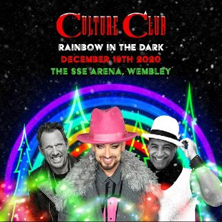 Culture Club  - Social Distanced Event