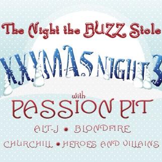 The Night The Buzz Stole XXXmas