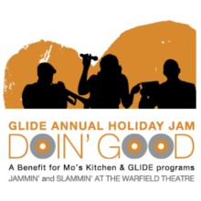 GLIDE Annual Holiday Jam - THE LOVE GROOVE