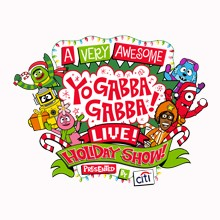 A Very Awesome Yo Gabba Gabba! Live! Holiday Show schedule, dates ...