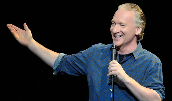 An evening with Bill Maher tickets at San Diego Civic Theatre in San Diego