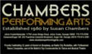 Chambers Performing Arts tickets at Infinite Energy Theater, Duluth