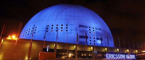 ERICSSON GLOBE/Stockholm Live