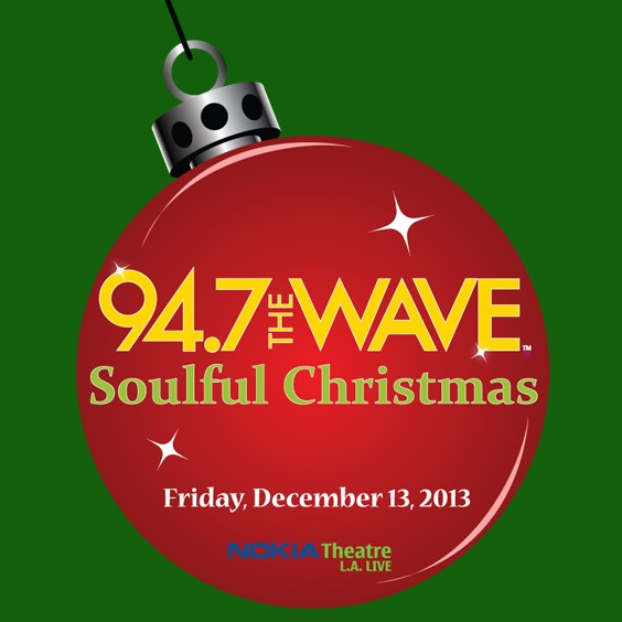 947 the waves soulful christmas