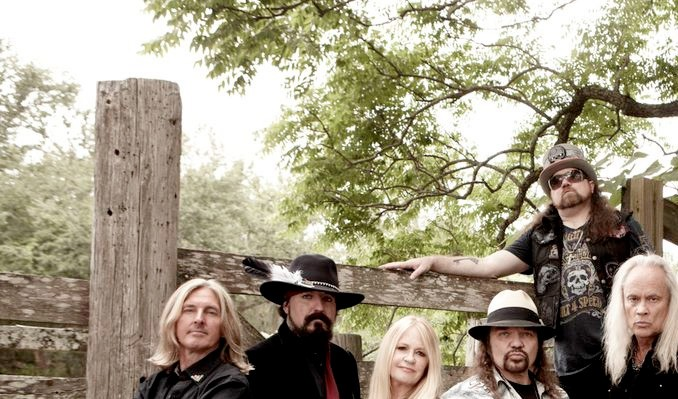 Lynyrd Skynyrd tickets at Heritage Park Amphitheater, Simpsonville