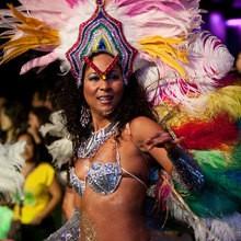Brazilian Carnaval 'Exotica'
