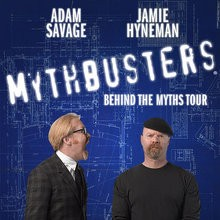 Adam Savage & Jamie Hyneman