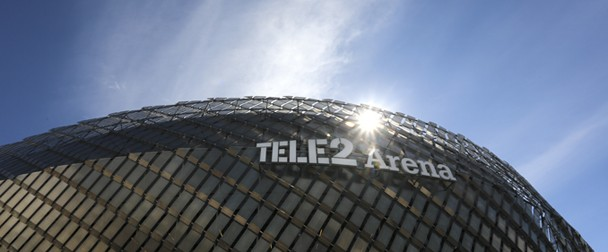 TELE2 ARENA/Stockholm Live